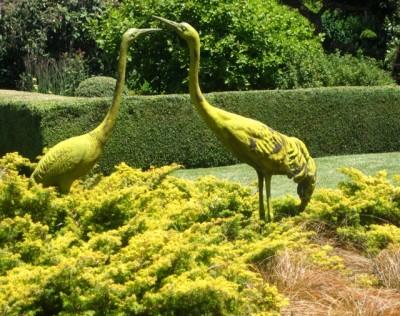2 Bird Sculpture