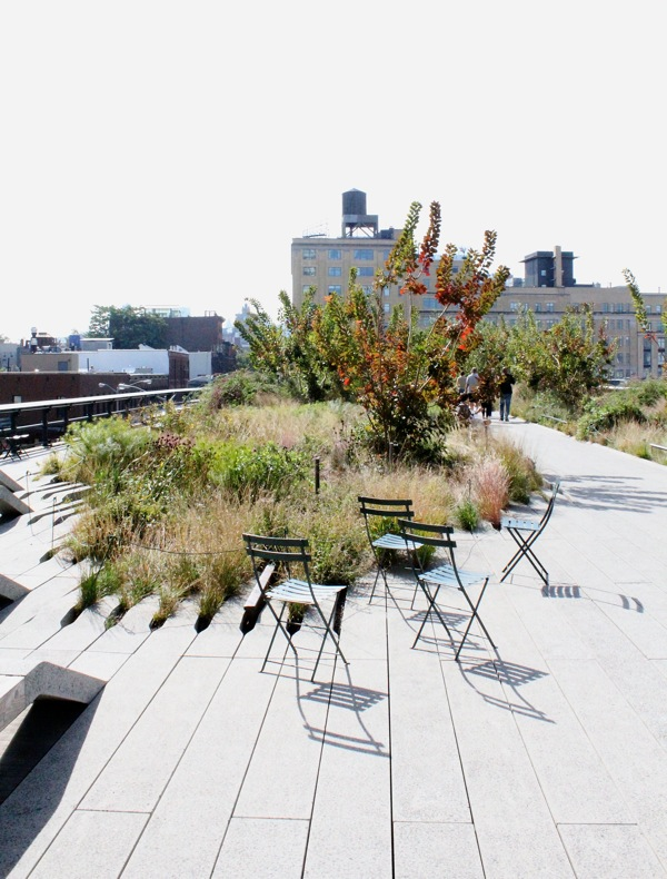 Highline NYC James Beattie