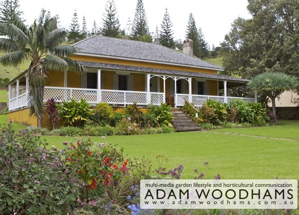 Magnificent Norfolk Island home and garden