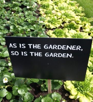 A little bit of Floriade 2012 philosophy