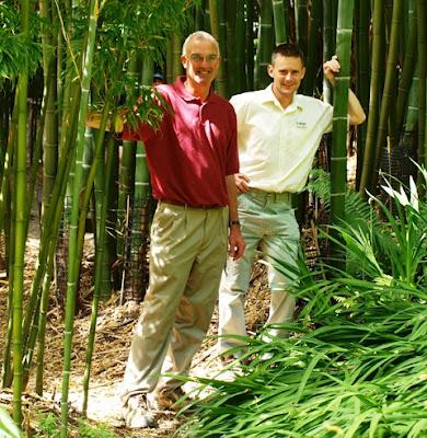 Bamboo Ray Townsend & Darren Dickey