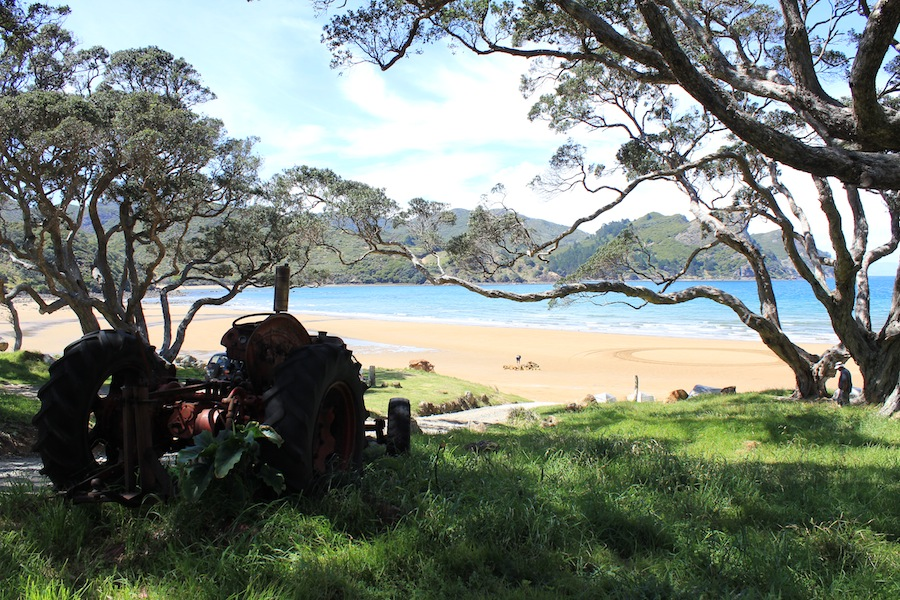 Blind Bay, Great Barrier Island