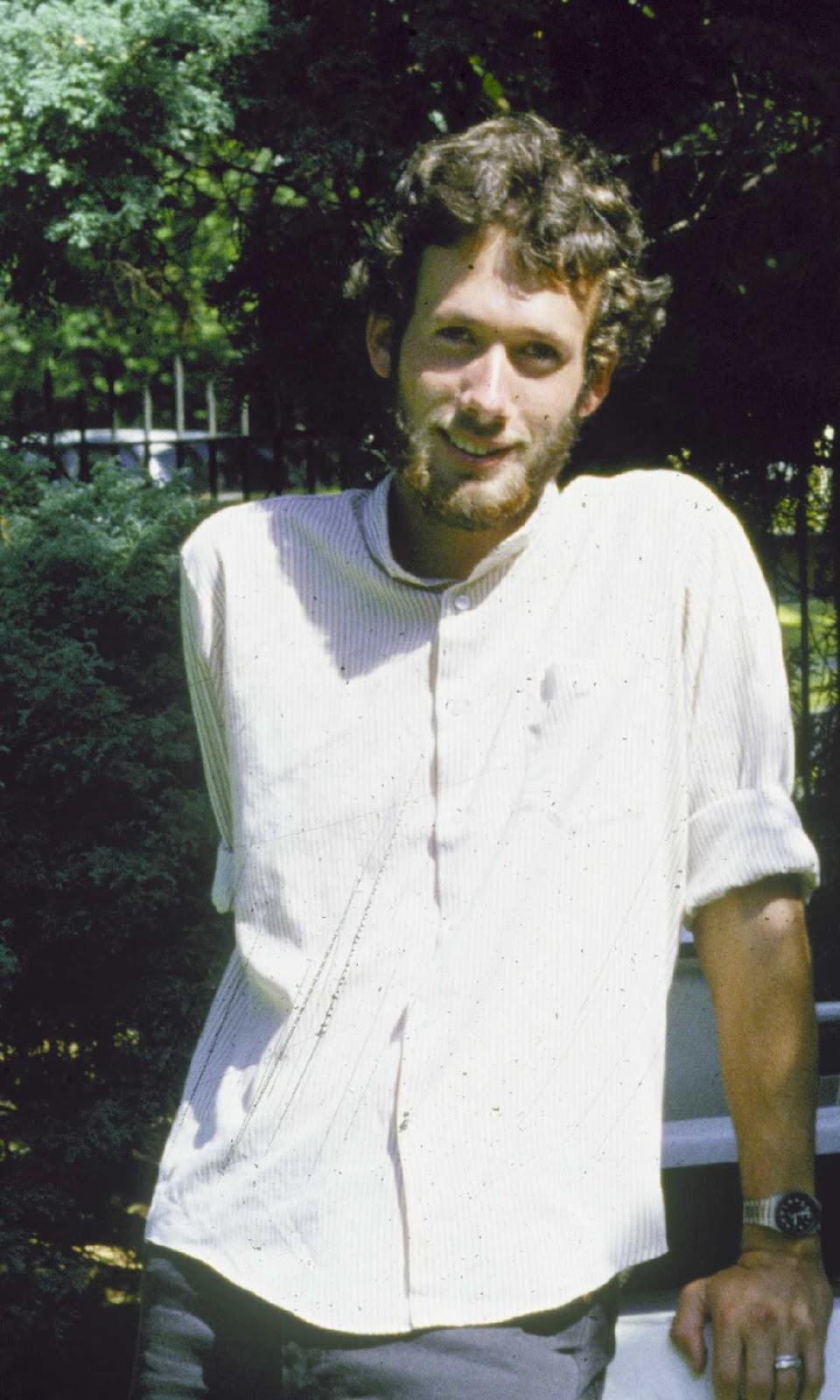 Tim Entwisle 1981