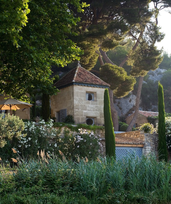 Lafourcade garden, Provence. Design Dominique Lafourcade. Photo Clive Nichols