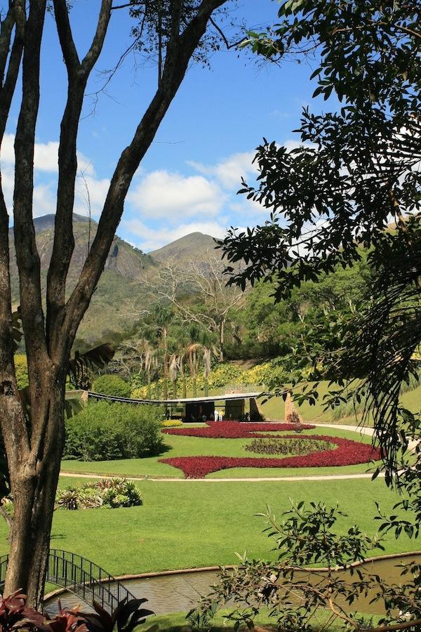 Burle Marx Edmundo Cavanel garden