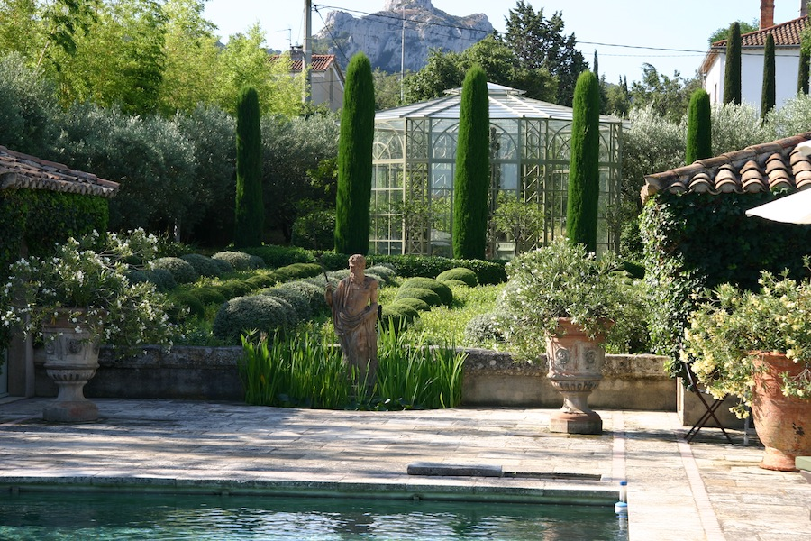 Private Garden, Provence. Photo W Forge