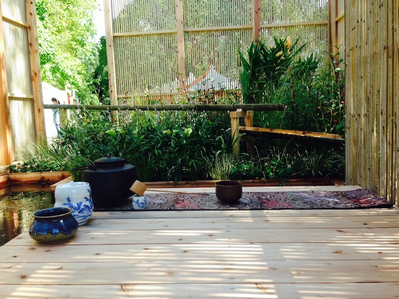'Introspection' Design Lim In Chong Malaysia Gold award Home Garden