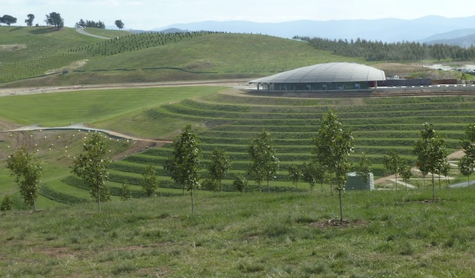 National Arboretum Canberra Garden Travel Hub