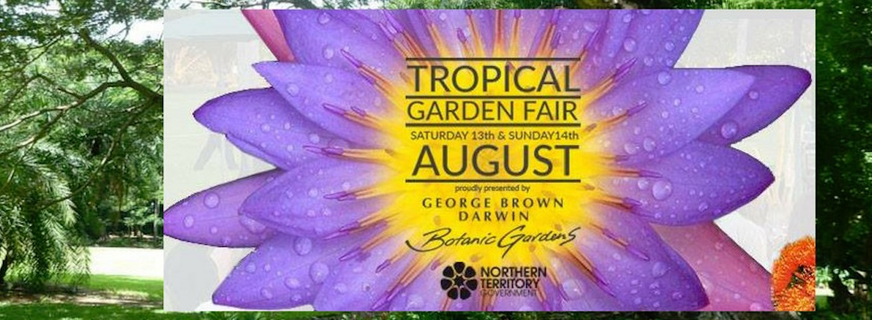 Tropical Garden Fair GBDBG