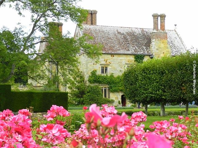 Garden at Batemans. Photo courtesy Charlotte Weychan, The Galloping Gardener