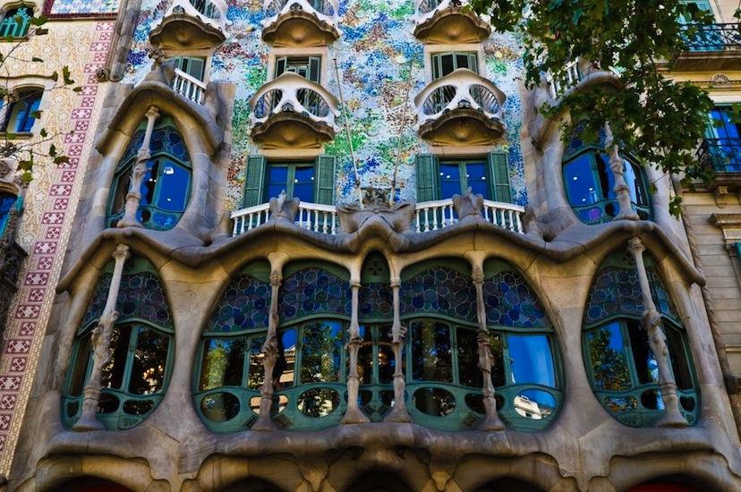 Casa Batllo Barcelona By Dmitry Rozhdestvenskiy Dreamstime