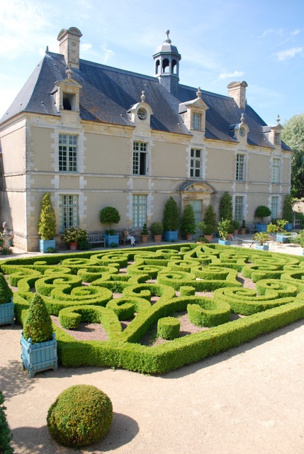 Chateau in northern France