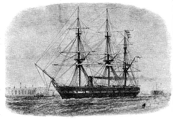 HMS Challenger (1858)