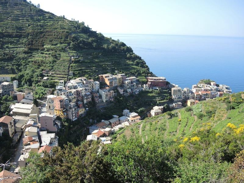 Italy's picturesque Cinque Terre