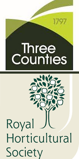 Three Counties <br>Showground <br> and the <br>Royal Horticultural <br>Society