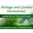 Heritage and Gardens International