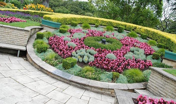Albert_Park_Auckland_NZ_Floral_Clock081