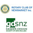 Garden Design Society of NZ and the Rotary Club of Newmarket