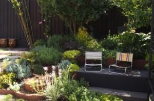 Garden design by Brendan Moar