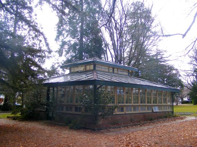 Begonia House in Cook Park, Orange. Photo Margaret Fallon