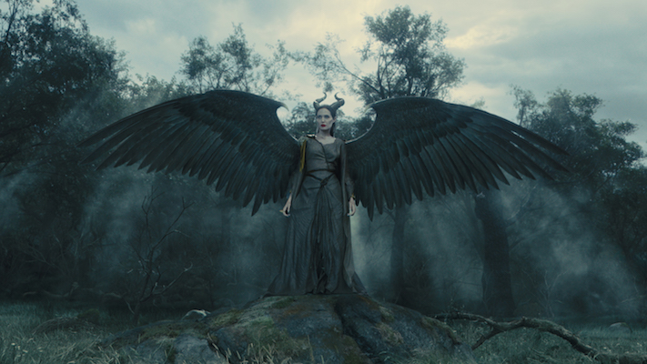 Disney movie, 'Maleficent' (starring Angelina Jolie) inspired A Maleficent View