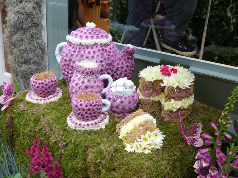 Brunello Cucinelli Alice in Wonderland Sloane in Bloom 2015