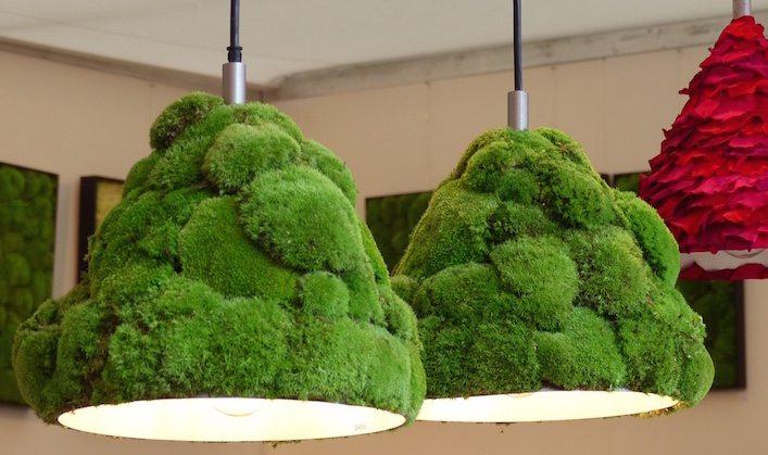 Moss-lamp-shades-at-the-Chelsea-Flower-Show-2015