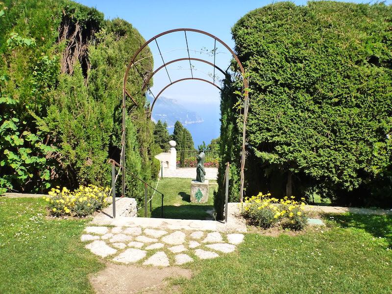 Villa Cimbrone Amalfi Coast, Italy