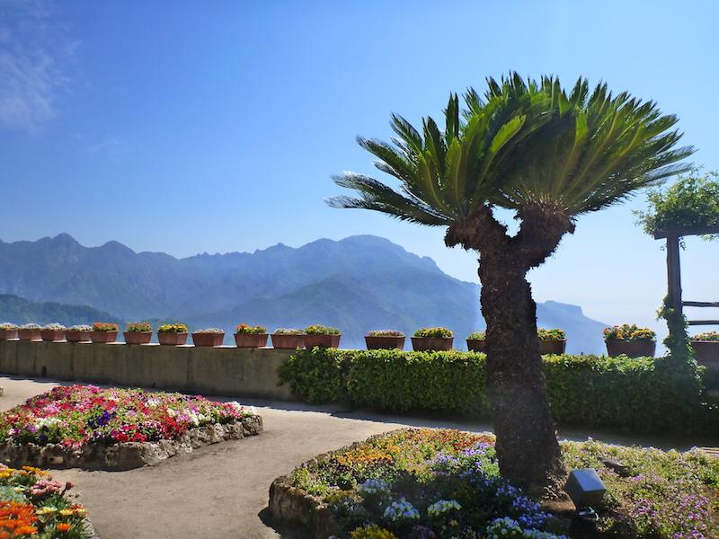 Villa Rufolo, Amalfi Coast, Italy 3