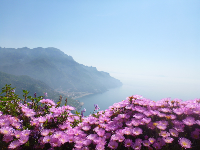 Villa Rufolo, Amalfi Coast, Italy