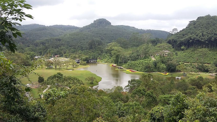 Seethawaka Botanical Garden Photo Varuna Harshana