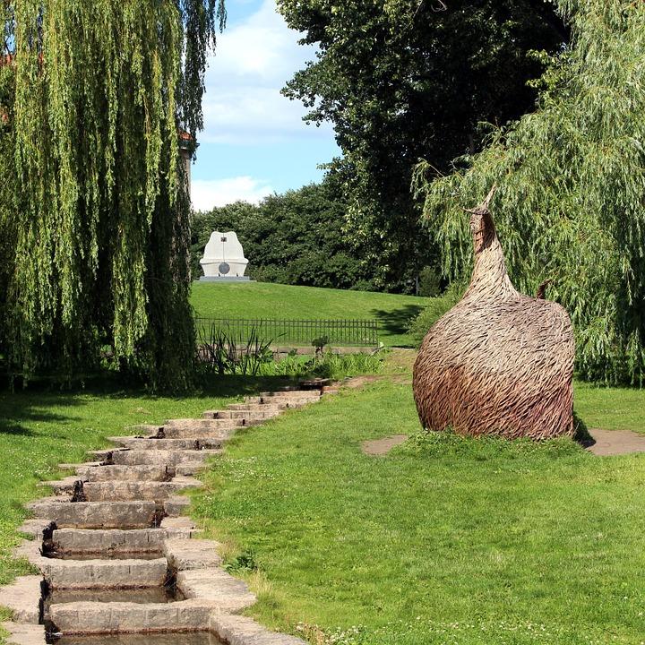 Oslo Botanical Garden, Norway