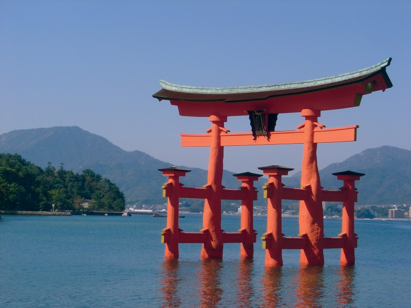 Itsukushima-Shrine Miyajima
