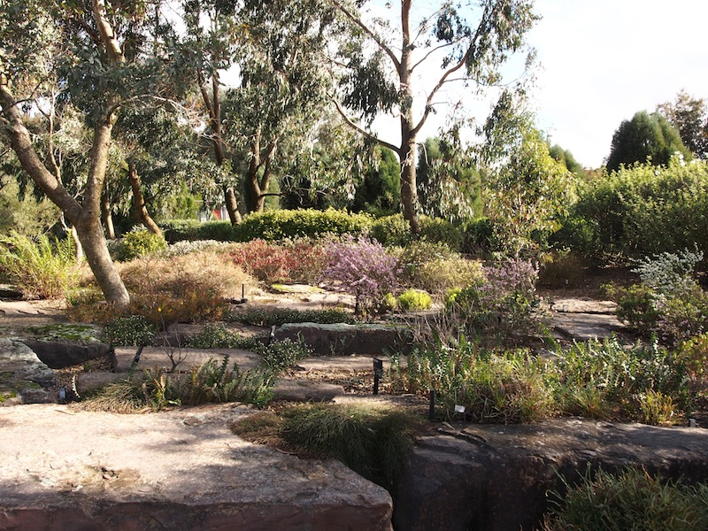 Garden travel guide to australia for Rural australian gardens