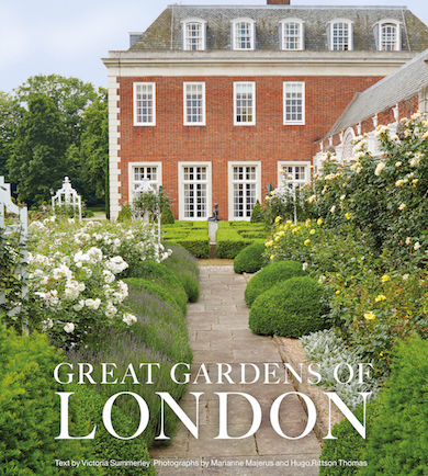 Book Review: Great Gardens of London - Garden Travel Hub