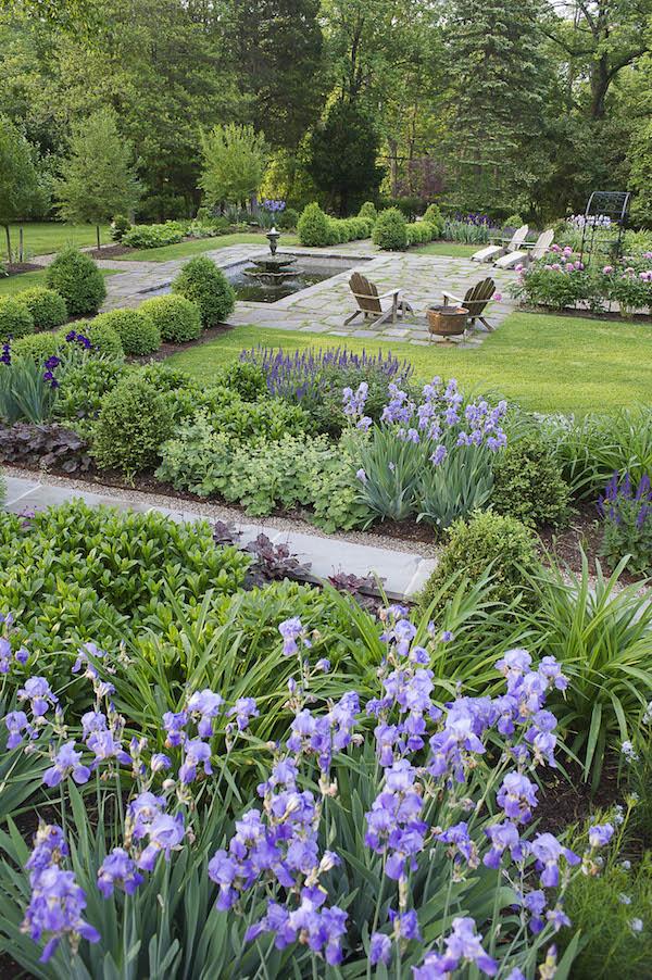 new jersey garden apld award winning design by susan cohan apld - New Jersey Garden