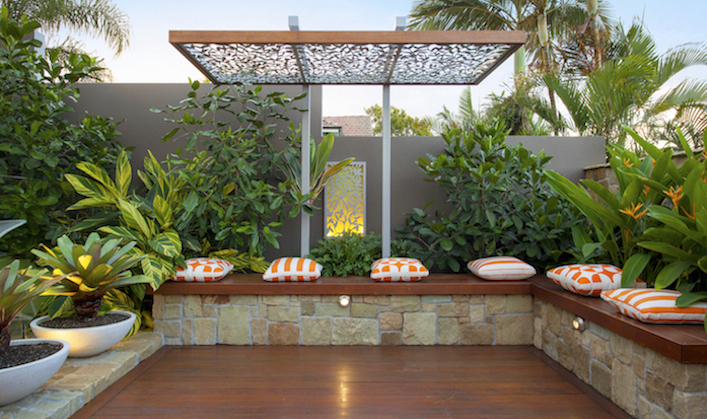 Hidden design festival comes to brisbane garden travel hub for Qld garden design ideas