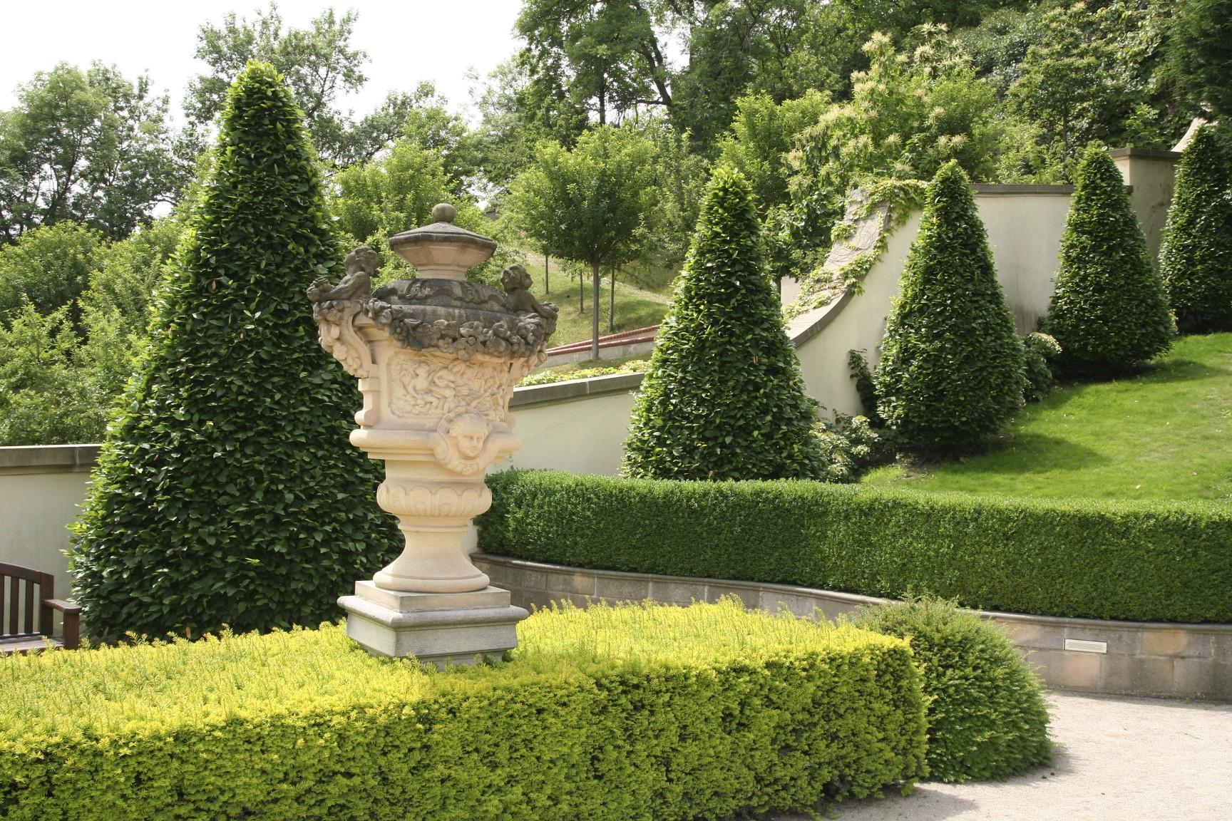 vrtba garden prague czech - photo #27