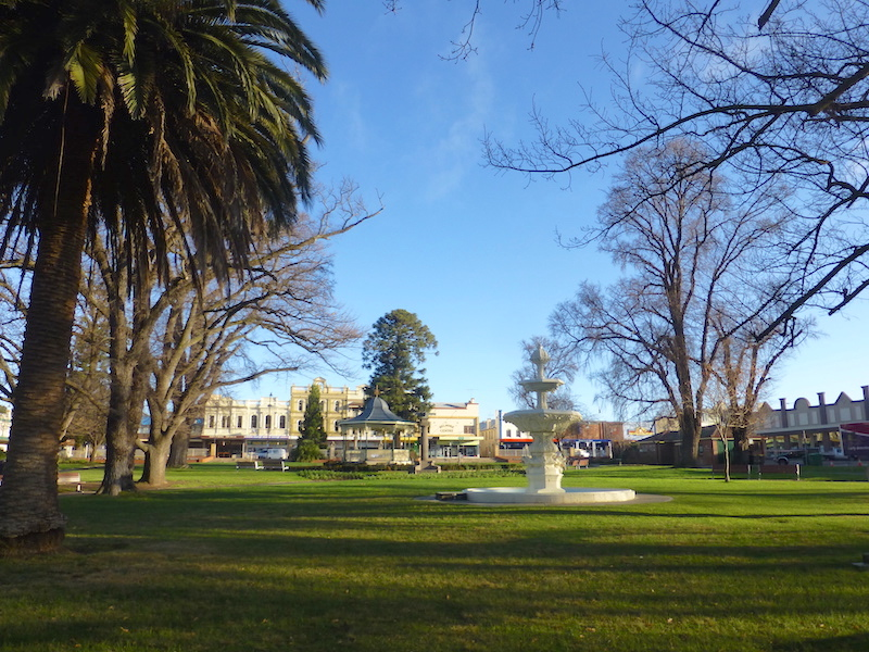 Belmore Park, Goulburn