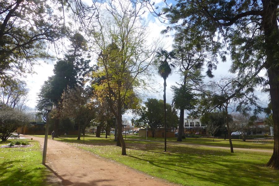 Cameron Park, Wellington