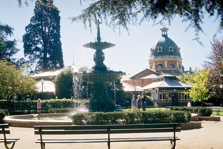 Machattie Park Bathurst