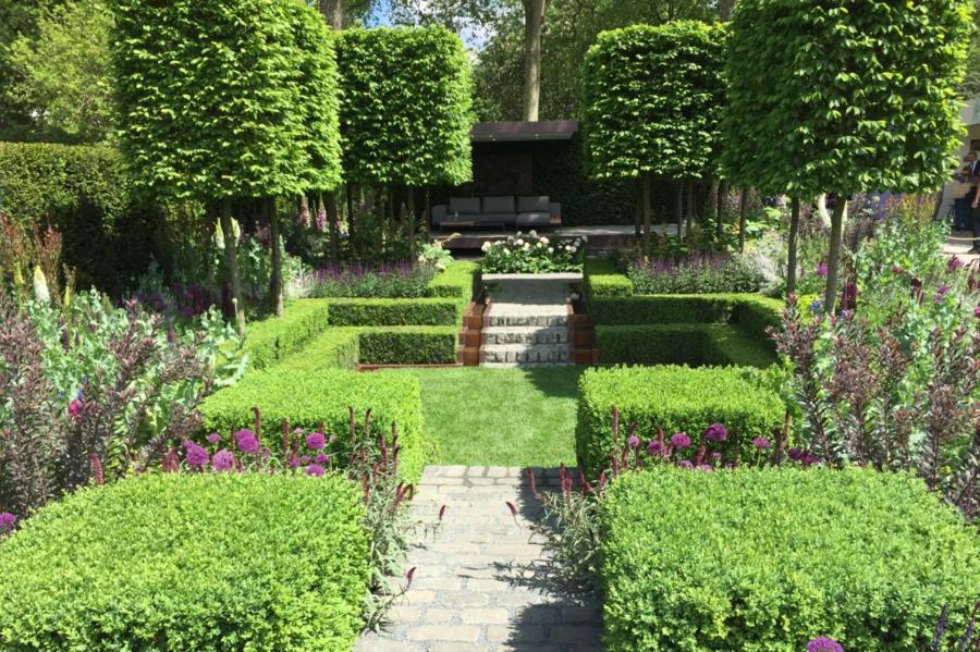 Support, The Husqvarna Garden designed by Charlie Albone. Chelsea Flower Show 2016