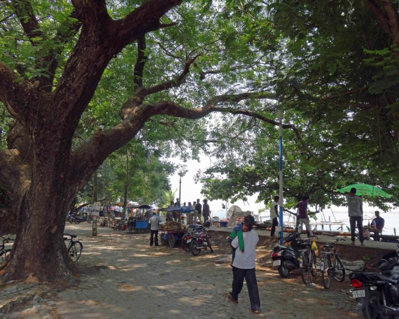 Vasco de Garma promenade, Fort Cochin