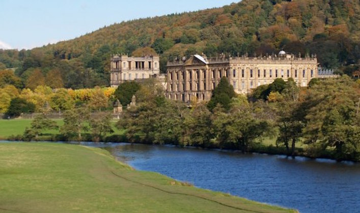 Chatsworth House Yorkshire