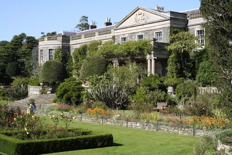 Mount Stewart in Northern Ireland