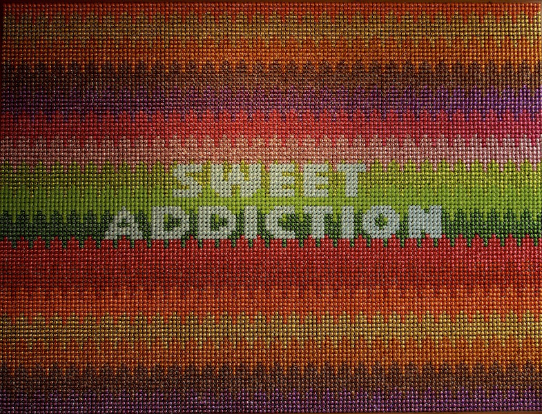Sweet Addiction from wrapped balls