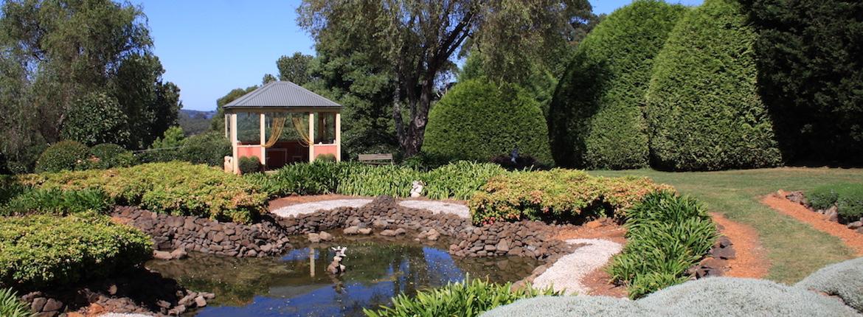 Robertson Open Gardens hero