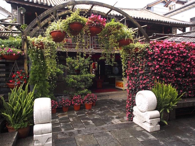 Landscape Hotel in Dali, Yunnan