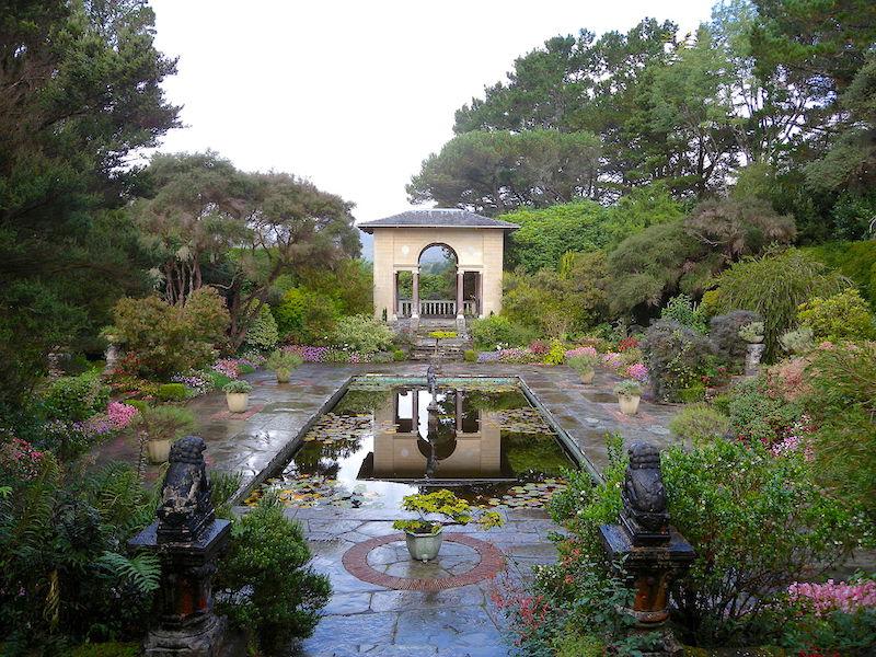 Garnish Island Inacullin Garden, Co. Cork. Photo Florian Fuchs