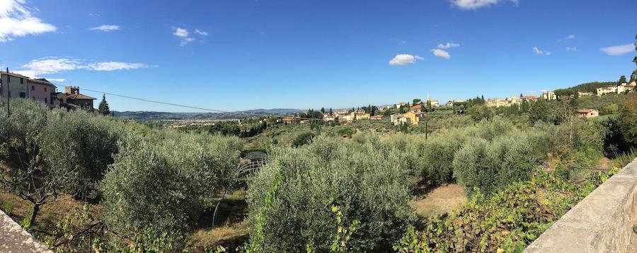 View to Settignano